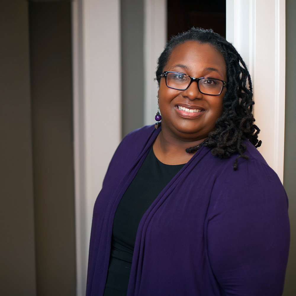 Photo of Keisha Farmer-Smith, Ph.D.