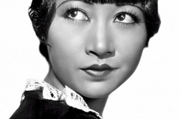 Photograph of Anna May Wong
