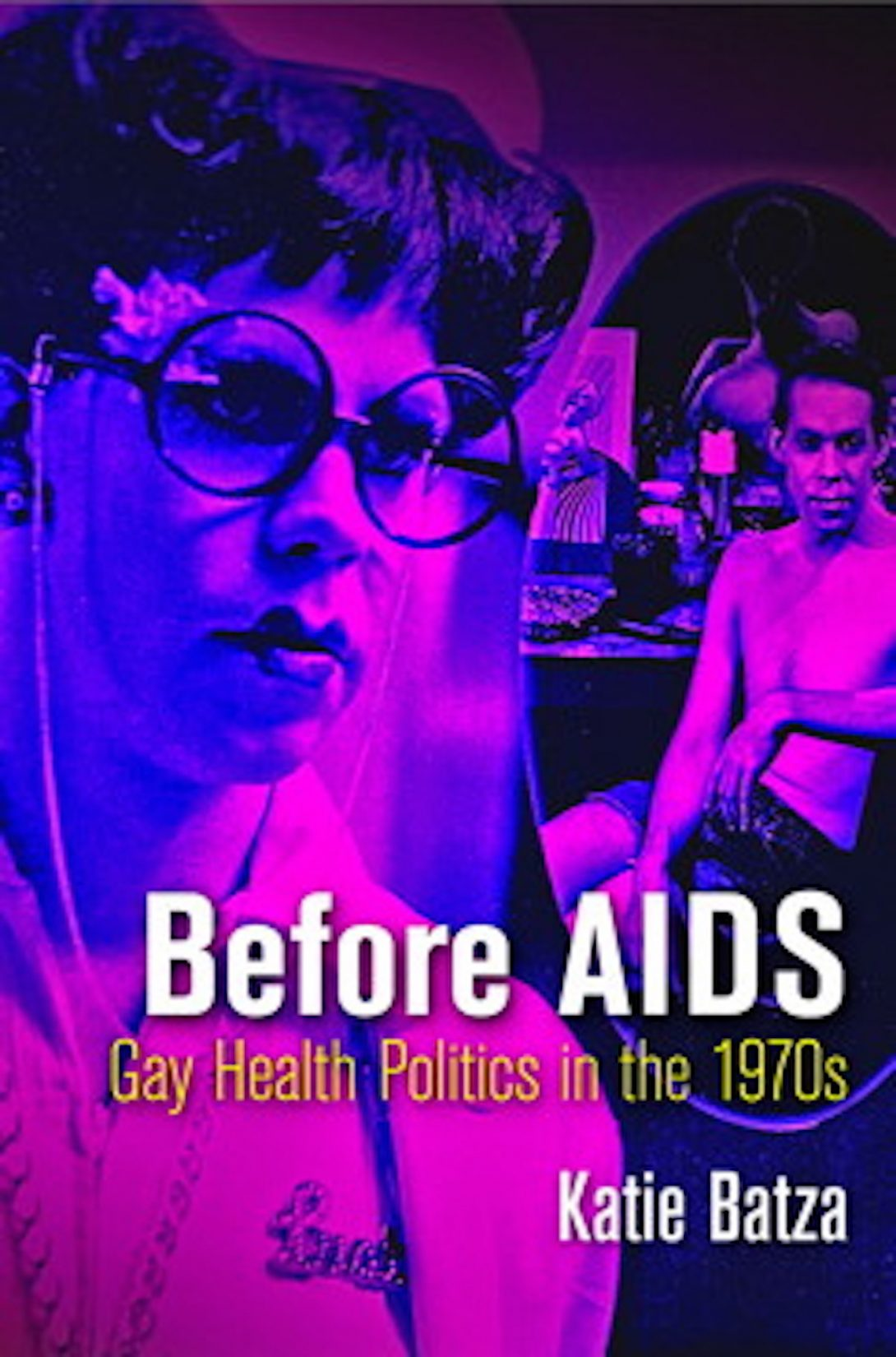 Before AIDS Book Cover