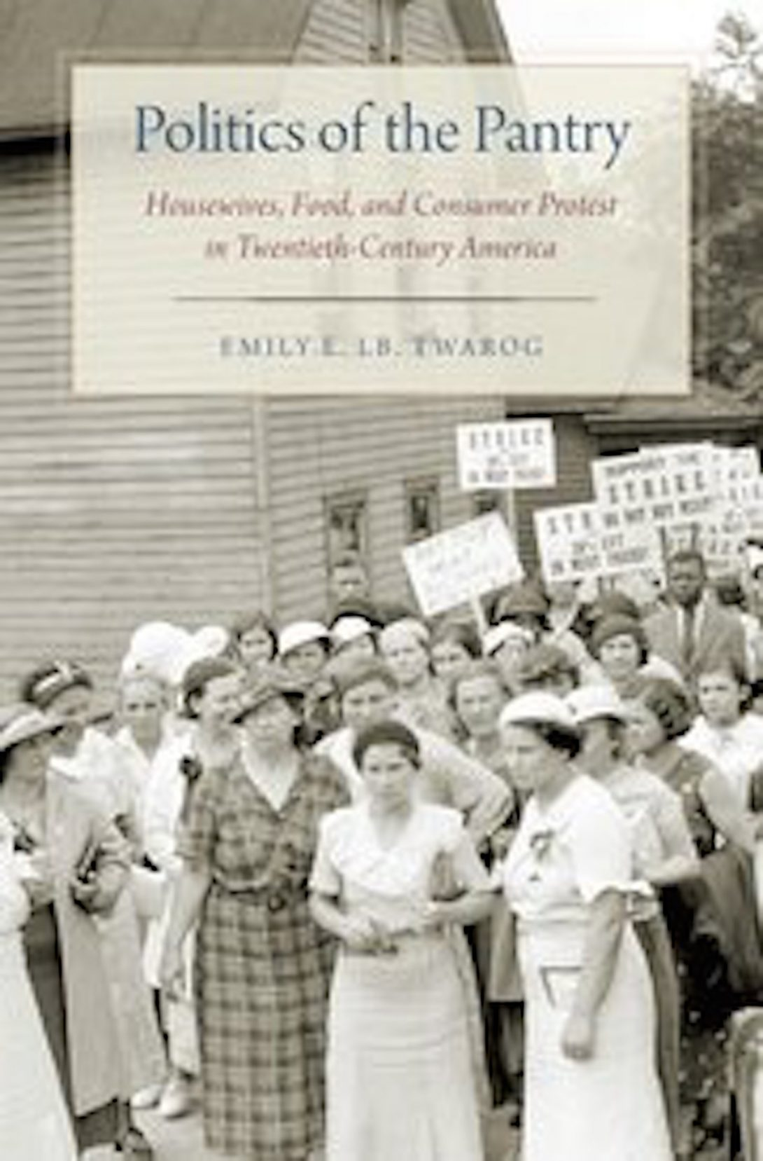 Book cover of Politics of the Pantry