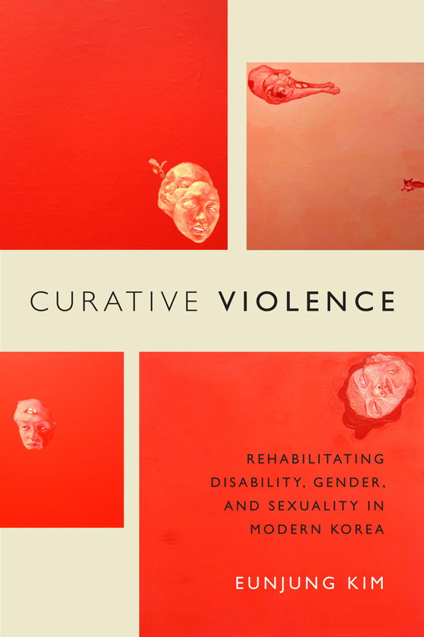 Book cover of Curative Violence